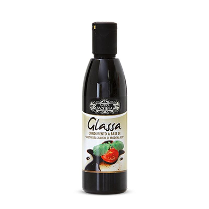 "Vinaigre de vinaigre balsamique de Modène IGP 250ml - ""O Sol e Napule"""