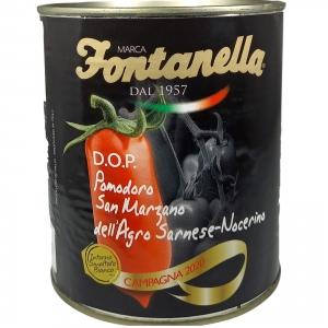 """POMODORI PELATI """"SAN MARZANO D.O.P."""" Gr. 1000 - Fontanella"""