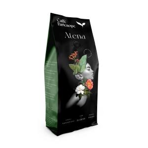 Caffè Partenope Atena in Grani Kg. 1