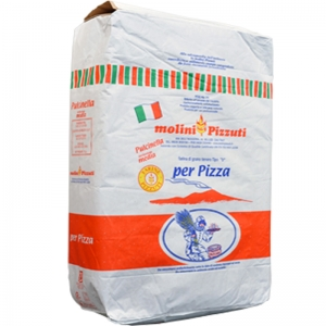 "Flour Pizzuti PULCINELLA ""0"" Kg. 25"