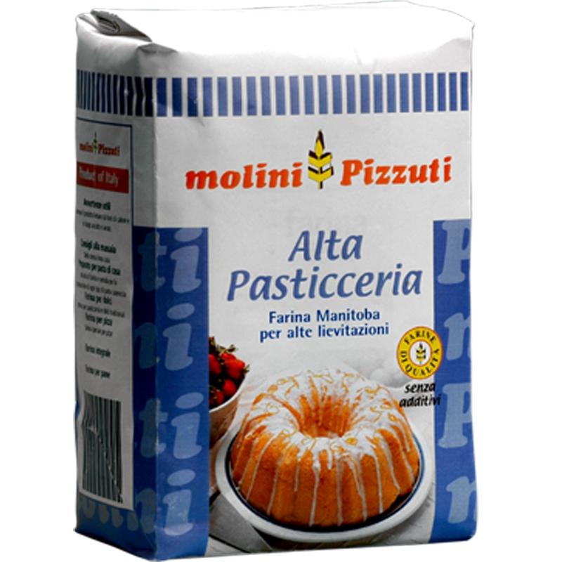Pizzuti Alta Pasticceria Harina Kg. 1