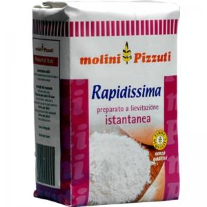 """Pizzuti Mehl """"Rapidissima"""" Kg. 1"""
