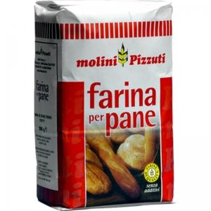 Farina Pizzuti Per Pane Kg. 1