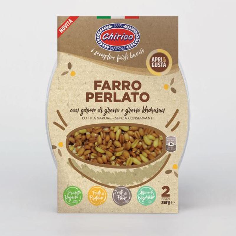 FARRO PERLATO - CHIRICO