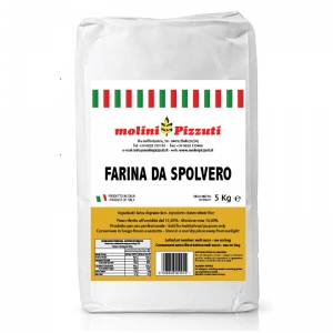Flour Pizzuti From powder Kg. 5