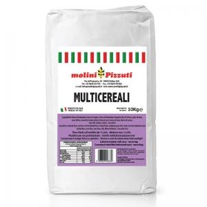 Multigrain Flour 10 Kg - Molini Pizzuti