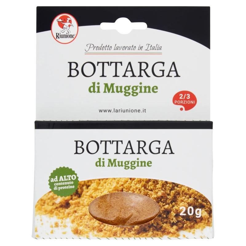 Bottarga di Muggine grattuggiata gr 20