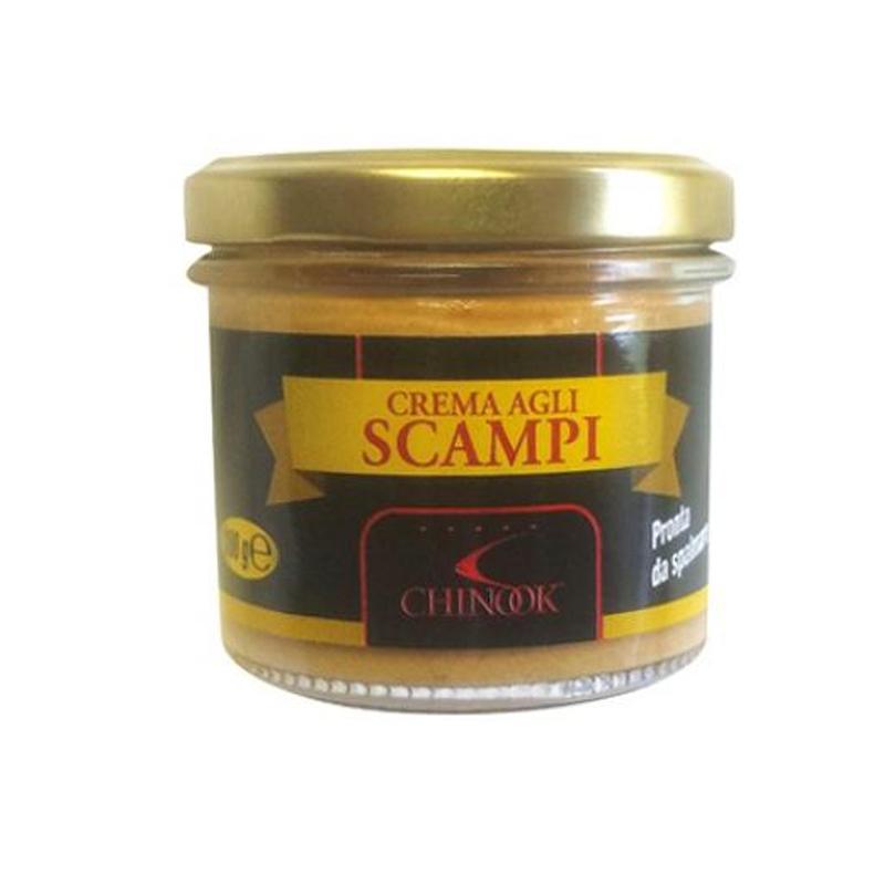 Crema agli Scampi Gr. 100