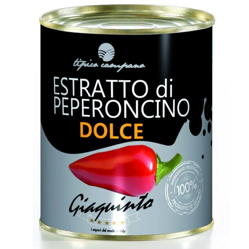 Estratto di peperoncino dolce Gr. 900
