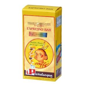 Coffee Passalacqua Grains DECAFFEINED Kg 1 x 6 PIECES