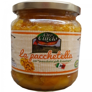 PACCHETELLA YELLOW MOUNTAIN TOMATO - Ciro Curcio