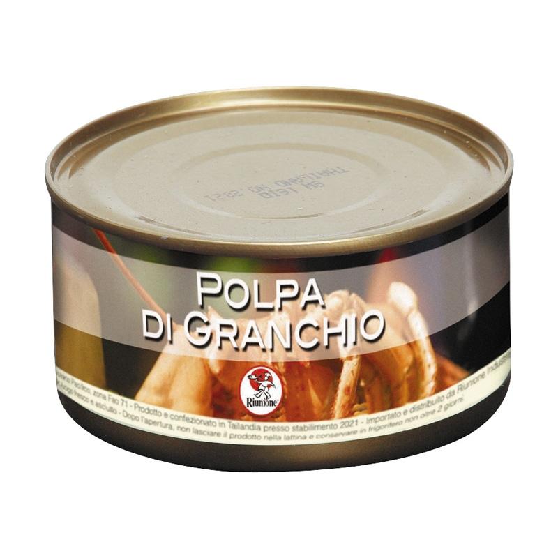 POLPA DI GRANCHIO GR.170
