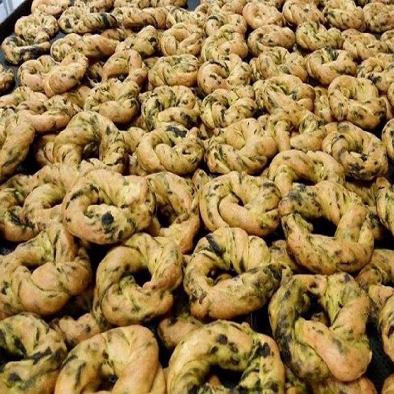 Taralli napolitanos con brócoli Kg. 1
