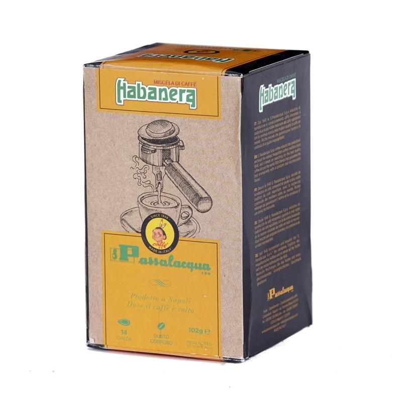 Cialde Passalacqua Habanera - Box 14 CIALDE