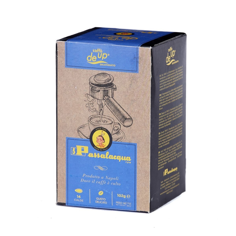 Waffeln Passalacqua DEUP - Box 14 Waffeln