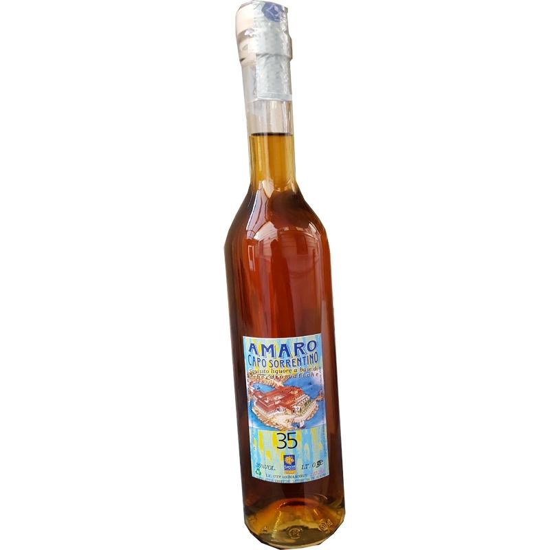 Amaro del Capo di Sorrento 35% - 500 ml -