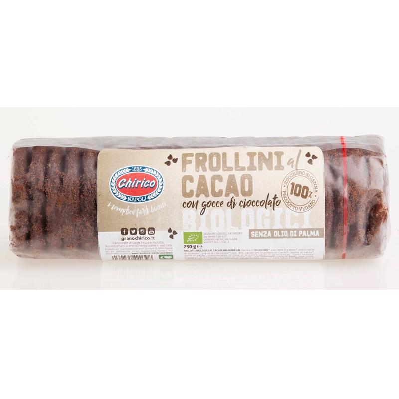 FROLLINI Bio avec du cacao CHIRICO