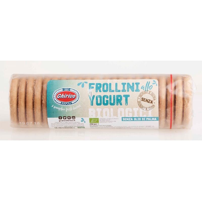 FROLLINI Bio avec du yaourt CHIRICO
