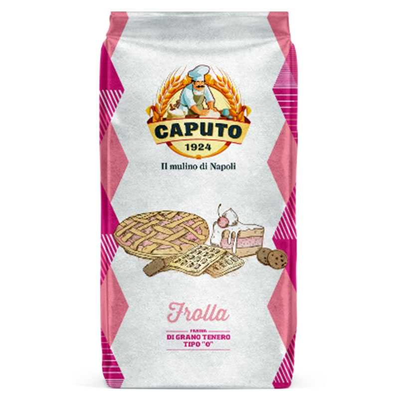 Farina Caputo '0' Frolla - 25 Kg