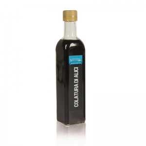 Pouring of anchovies 250 ml - Acqua Pazza Gourmet