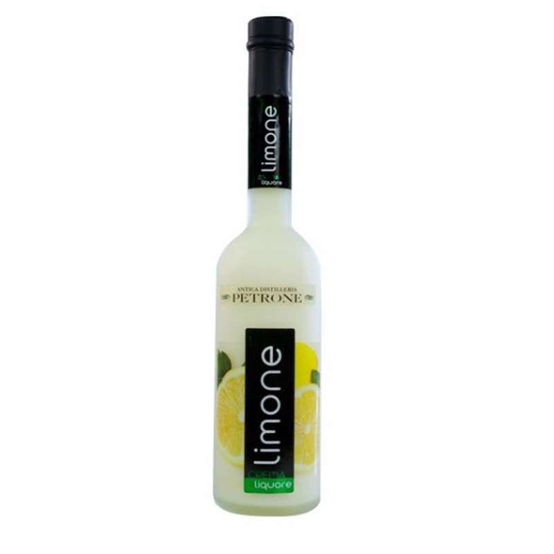 Liqueur creams - 500 ml - Lemon flavor
