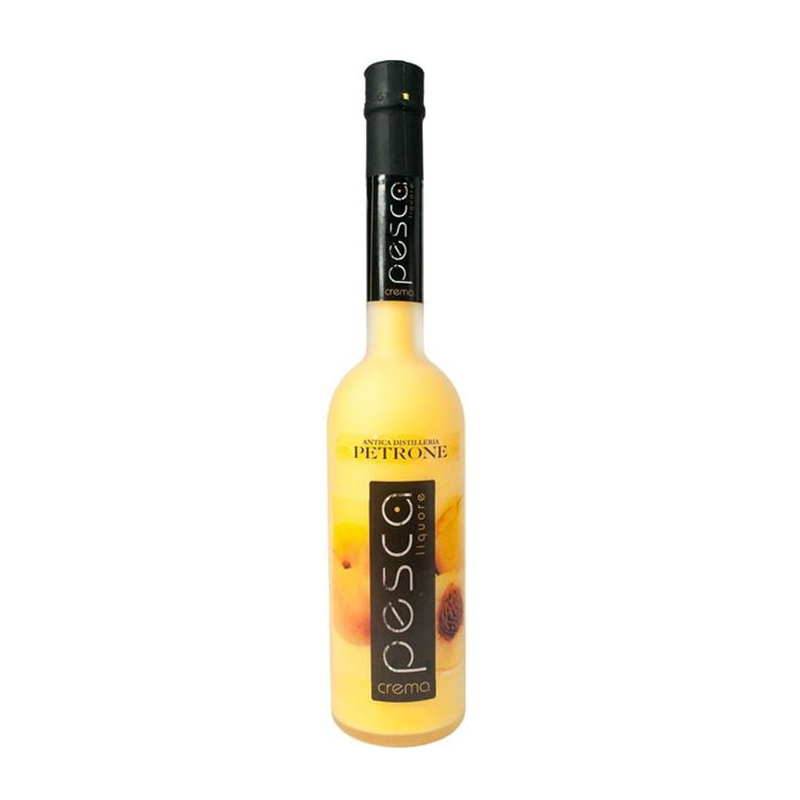 Cremas de licor - 500 ml - Taste of Peach