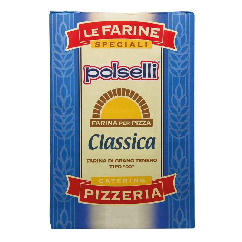 Farina Polselli 00 Classica  - Kg. 1