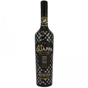 "GUAPPA - liqueur with buffalo milk ""Magnum 150 Cl""."