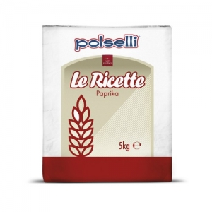 Farina di Paprika Polselli - Kg. 5