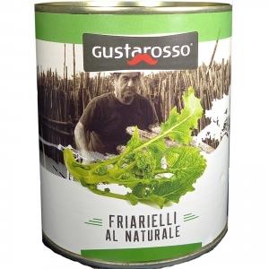 Friarielli al Naturale 800 gr. Gustarosso