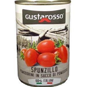 Spunzillo in sauce 400 gr. Tin Gustarosso