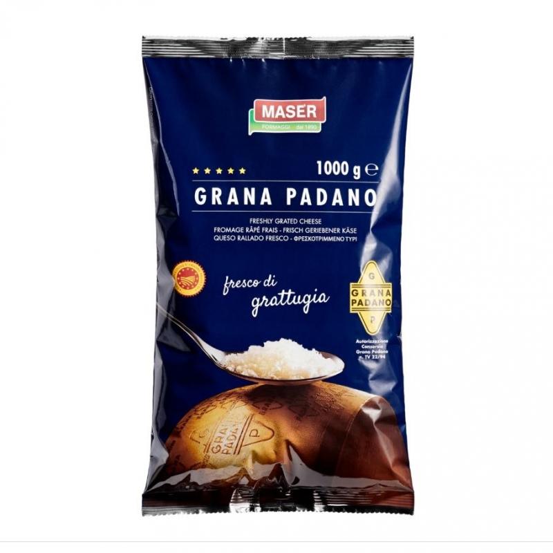 Grana Padano DOP - râpé