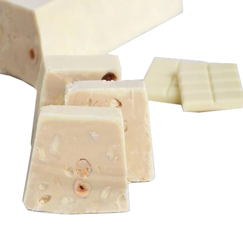 Turrón de los muertoscon chocolate blanco 500 gr.