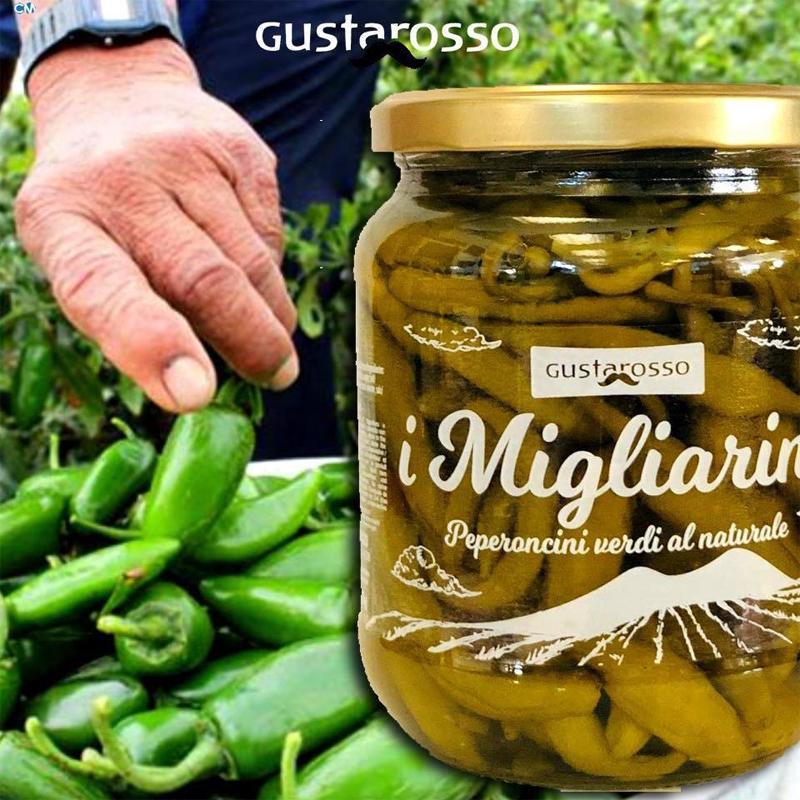 Peperoncini Verdi - Gustarosso