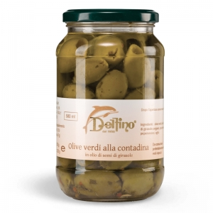 Vert olive au paysan