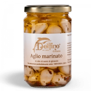 Marinated Garlic
