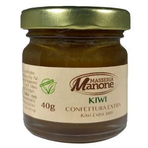 Confettura Extra di kiwi 40 Gr.