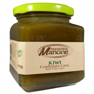 Confettura Extra di kiwi 220 Gr.