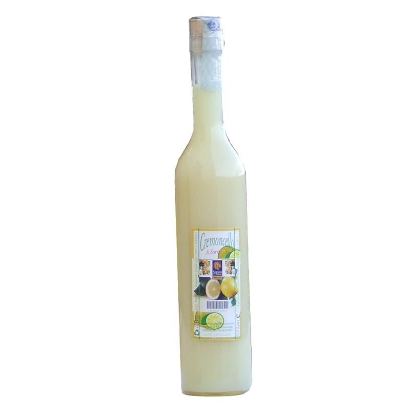 Crema di limone artigianale 17% - 500 ml -