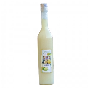 Artisan lemon cream 17% - 500 ml -