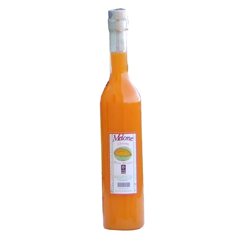 Crema de melón artesana 17% - 500 ml -