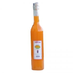 Melon cream artisan 17% - 500 ml -