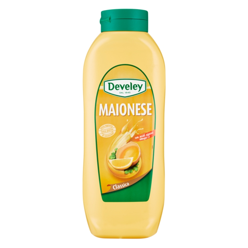 Develey Maionese classica 875 ml