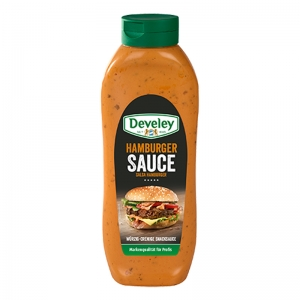 SALSA HAMBURGER 875 ml