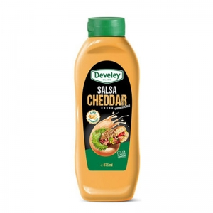 Cheddar salsa 875 ml