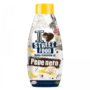 Salsa Al Pepe Nero - Street Food 800 ml