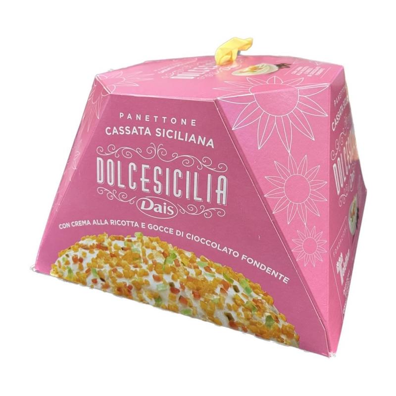 Panettone Sicilian Cassata