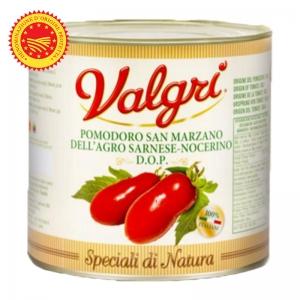 Tomates Pelados San Marzano DOP - 2500 gr VALGRI