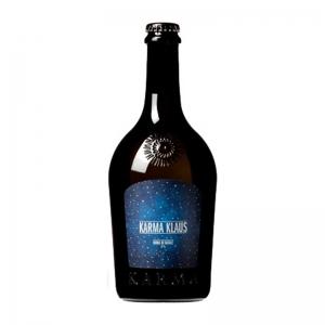 Bière artisanale Karma Klaus 75 Cl