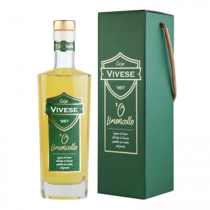 O' Limoncello - Casa Vivese '987 with case with handle
